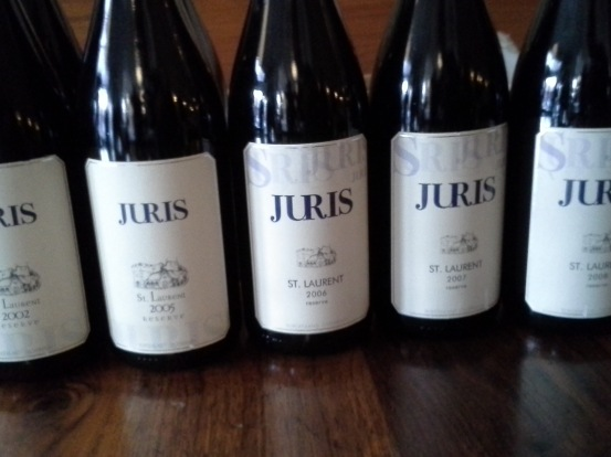 Juris St. Laurent Wines