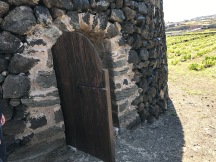 The Door into the Giardino Pantesco